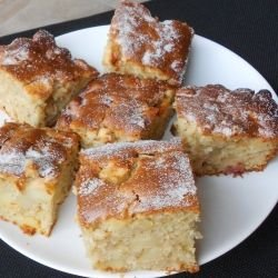 Economical Cake without Eggs