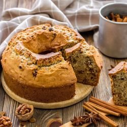 Walnut Sponge Cake Recipes