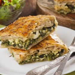 Spinach Filo Pastry Recipes