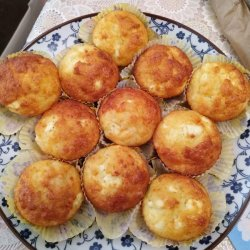 Filo Pastry Muffins