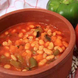Beans with Savory