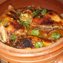 Chicken Drumsticks Clay Pot Stew