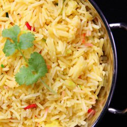 Rice without Meat