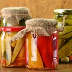 Pickle with Garlic