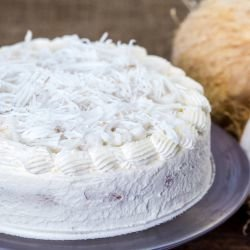 Dessert with Coconuts