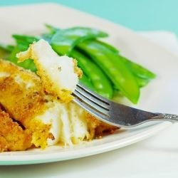 Fried Fish with Olive Oil