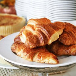 Croissant with Yeast