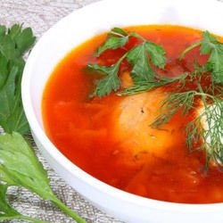 Russian Recipes with Onions