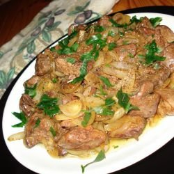 Onions and Liver