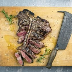 Beef with Olive Oil