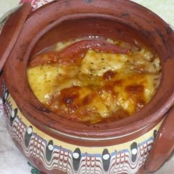 Main Dish with Butter