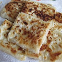 Gözleme with Ready-Made Phyllo Pastry Sheets