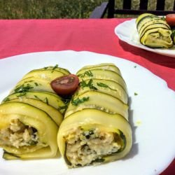 Zucchini with Butter