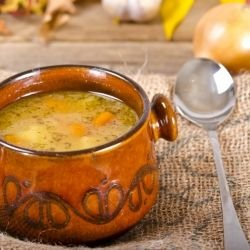 Pork Soup with Cabbage