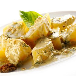 Stewed Potatoes with Parsley