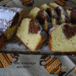Pastry with Flour