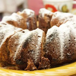 Cinnamon Cake without Eggs