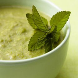 Cream Soup with Carrots