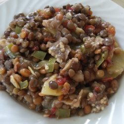 Vegetables with Savory
