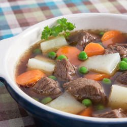 Stew with Flour