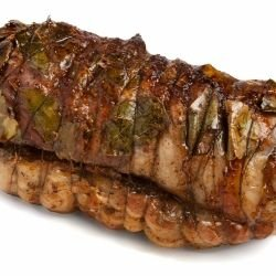 Veal Tenderloin with Onions