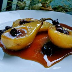 Poached Pears Recipes