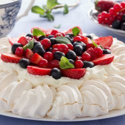 Meringue Cake Recipes