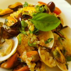 Mussels with Rice Recipes