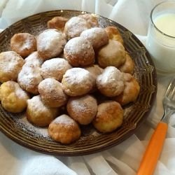 Baked Goods with Yoghurt