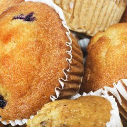 Muffins with Butter