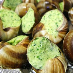 French Baked Snails