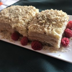 Starch-Free Biscuit Cake