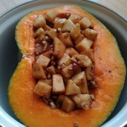 Dessert with Nuts