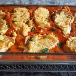Oven-Baked Pangasius