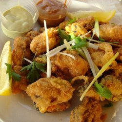 Breaded Mussels Recipes