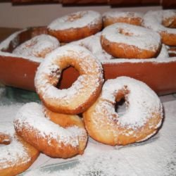 Donuts with Baking Powder
