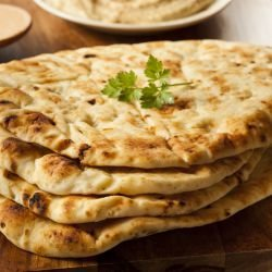 Whole Grain Flat Bread