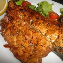 Fried Fish with Eggs
