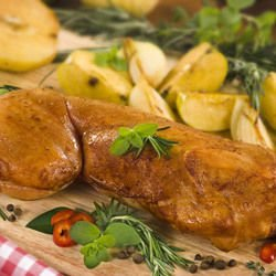 Roasted Rabbit with Potatoes