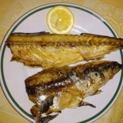 Simple Baked Mackerel in the Oven
