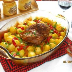 Potatoes with Meat Recipes