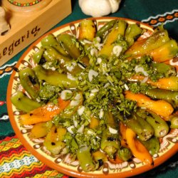 Fried Hot Peppers Recipes