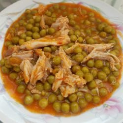 Chicken and Pea Recipes