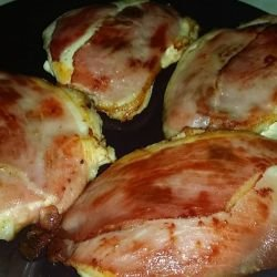 Chicken Breasts with Butter