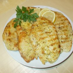 Chicken with Parsley