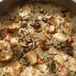 Chicken with Savory