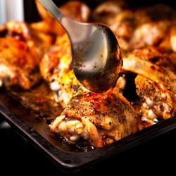 Oven-Baked Chicken Recipes