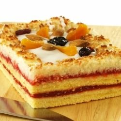 Cake with Nuts