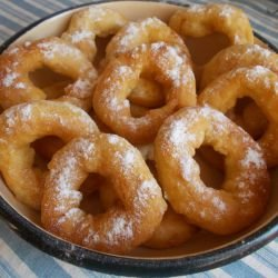 Donuts with Yeast