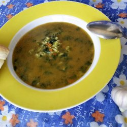Cream Soup with Onions
